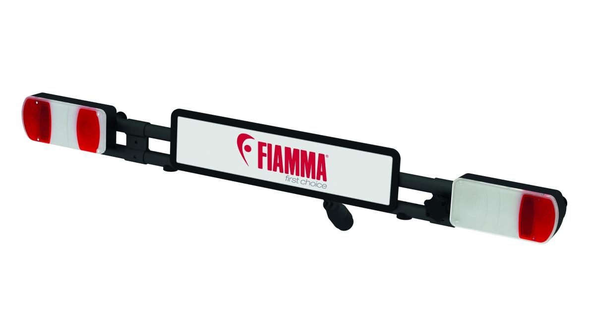 Fiamma CARRY-BIKE Nummernschild-Leuchte Deep Black
