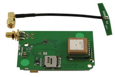 Thitronik GSM/GPS-Kombimodul für C.A.S. III