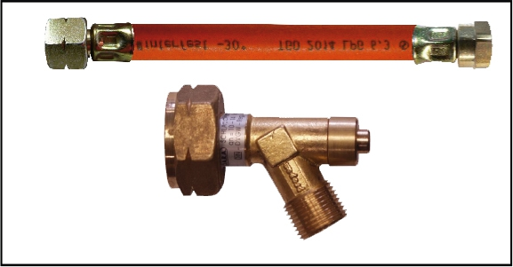 HD-Verbindungsschlauch 150 cm SBS