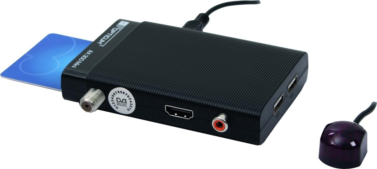 Opticum Receiver HD AX 300 mini