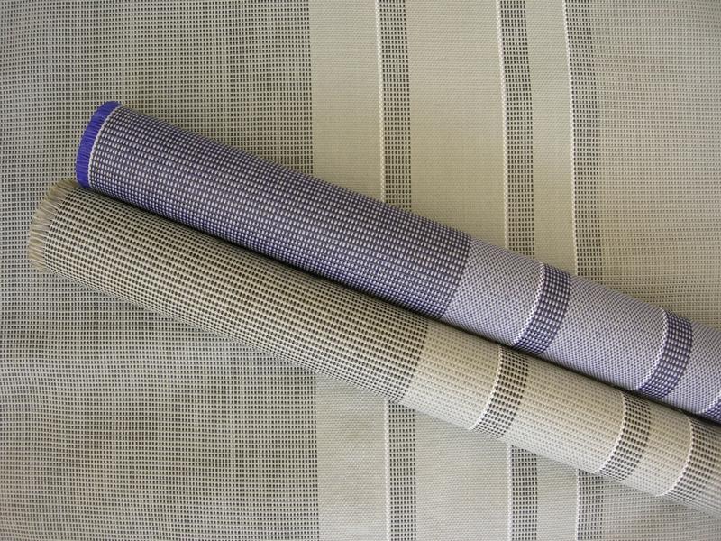 Zeltteppich SAFARI blau 250x600 cm
