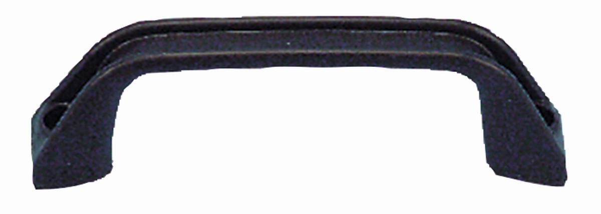 Rangiergriff schwarz