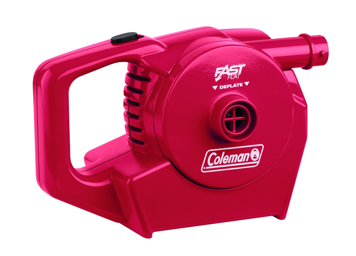 Coleman Wiederaufladbare QuickPump 230 V/12 V