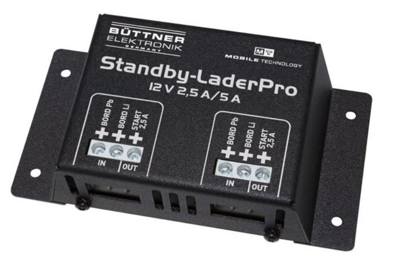 Büttner StandBy-Lader 12 V Pro 5 A