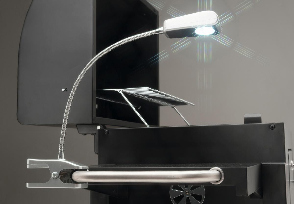 Grilllampe mit 9 LEDs