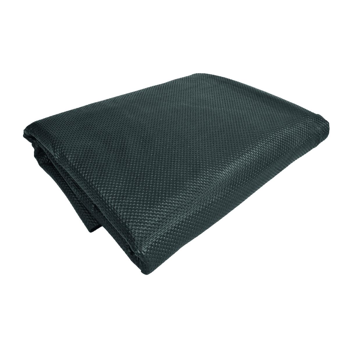 Anti-Rutschmatte schwarz 120x100 cm