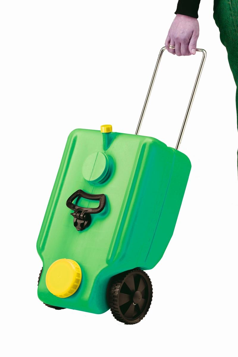 Wasser-Taxi grün