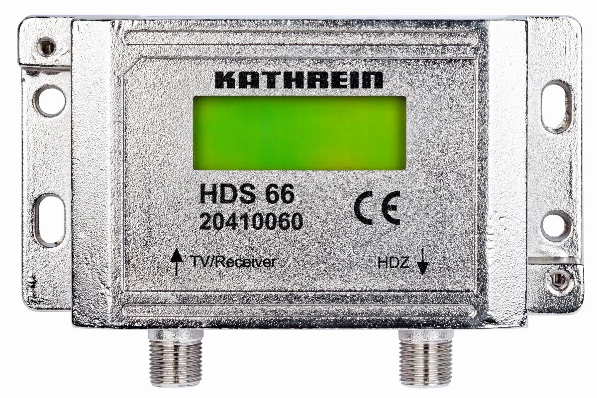 Kathrein Anzeigegerät HDS 66 (für HDZ60 u. HDZ66)