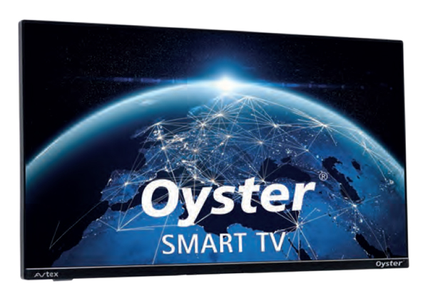 ten Haaft Oyster Smart TV
