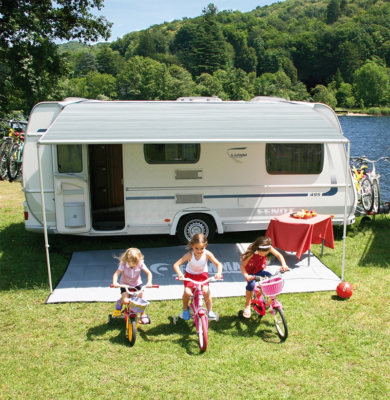 Fiamma CARAVANSTORE XL 310 cm Royal Grey