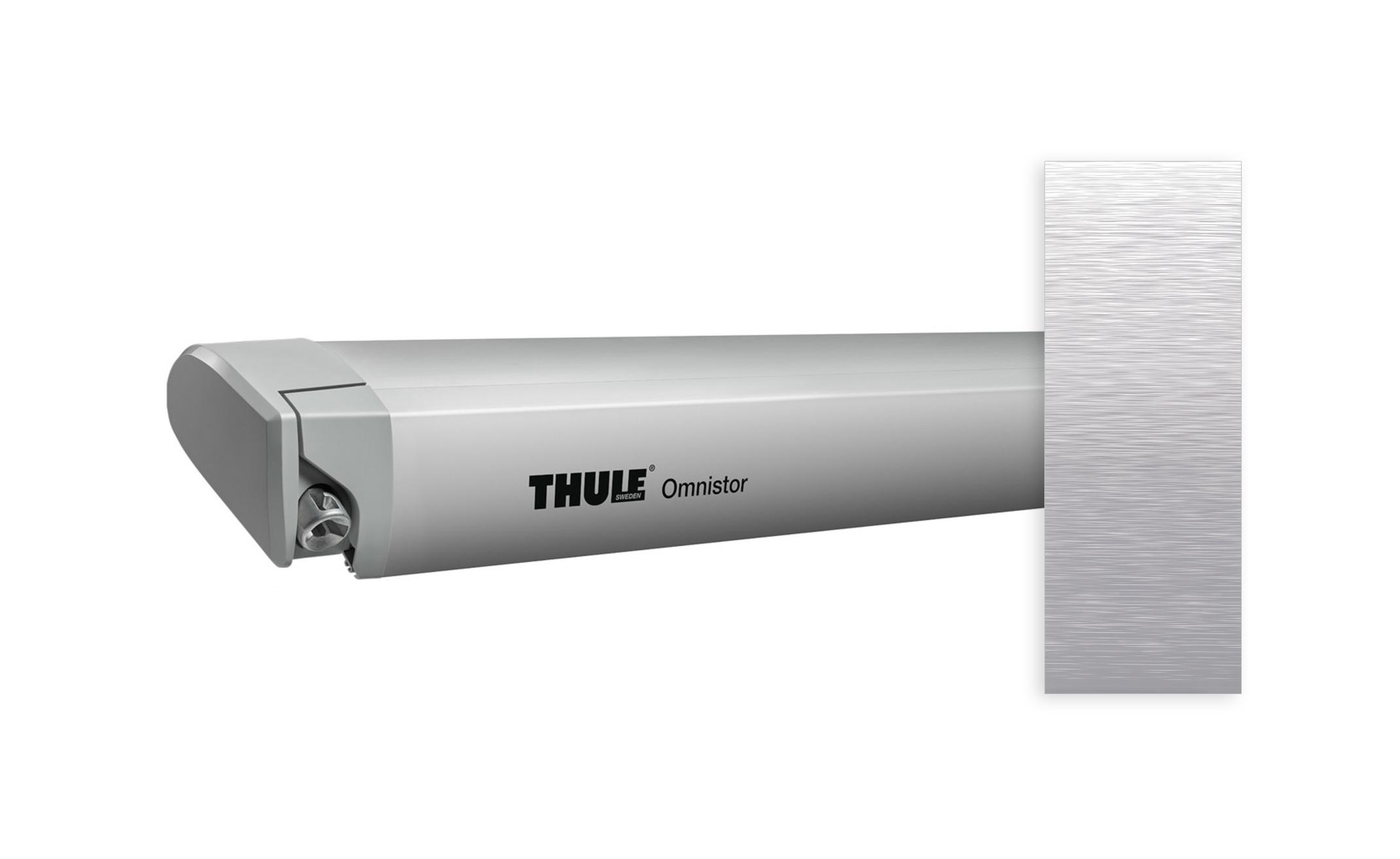 Thule Omnistor 6300 Ducato Paket eloxiert, grau