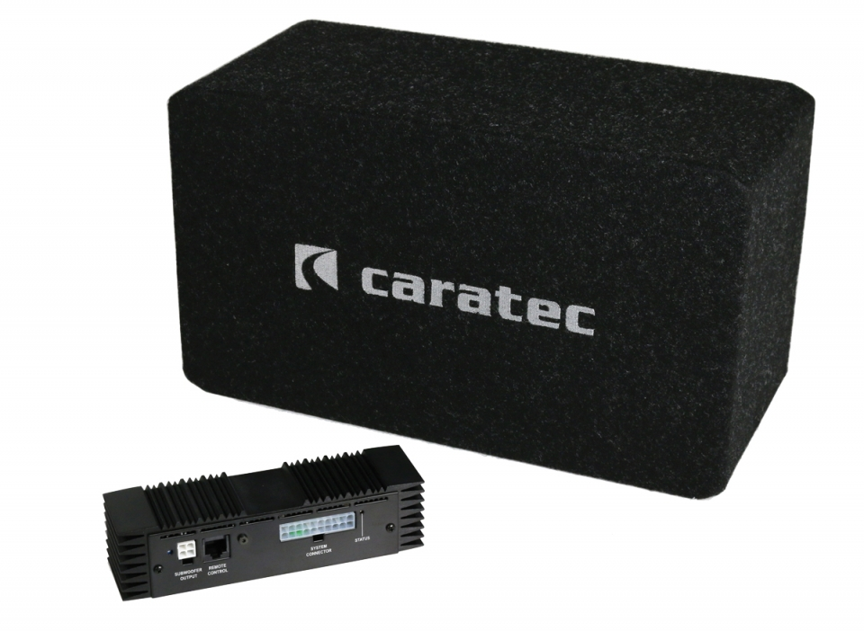 Caratec Audio Soundsystem CAS201D