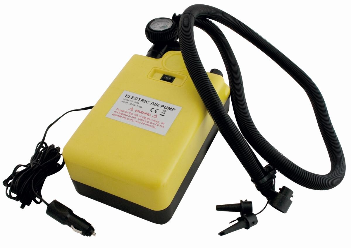 Elektro-Luftpumpe 12V mit Druckbegrenzer