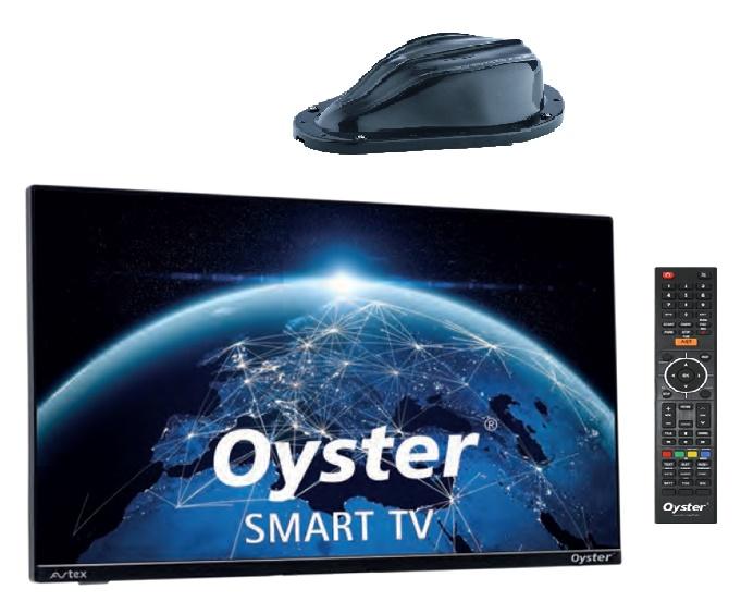 ten Haaft Oyster Connect Vision mit Smart TV