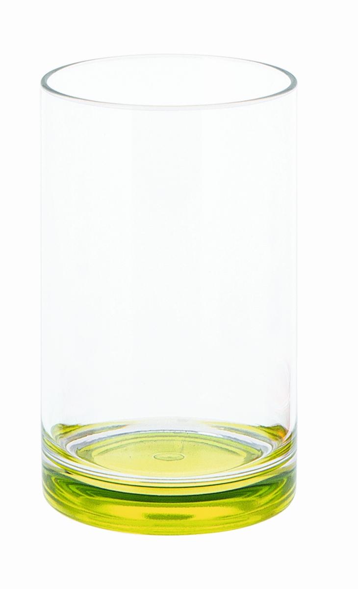Gimex Trinkglas Boden lime