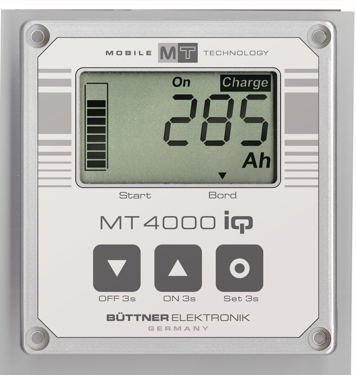 Bütter MT 4000 iQ Batterie-Computer 100A