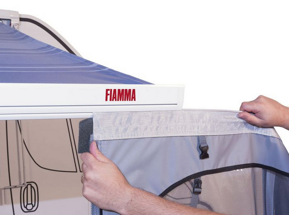 Fiamma Privacy Room Frontpanel