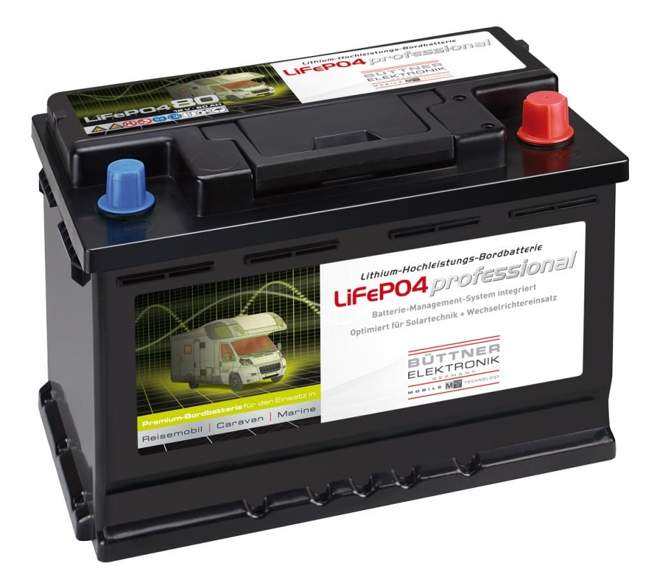 Büttner Lithium-Power Batterie MT-LI