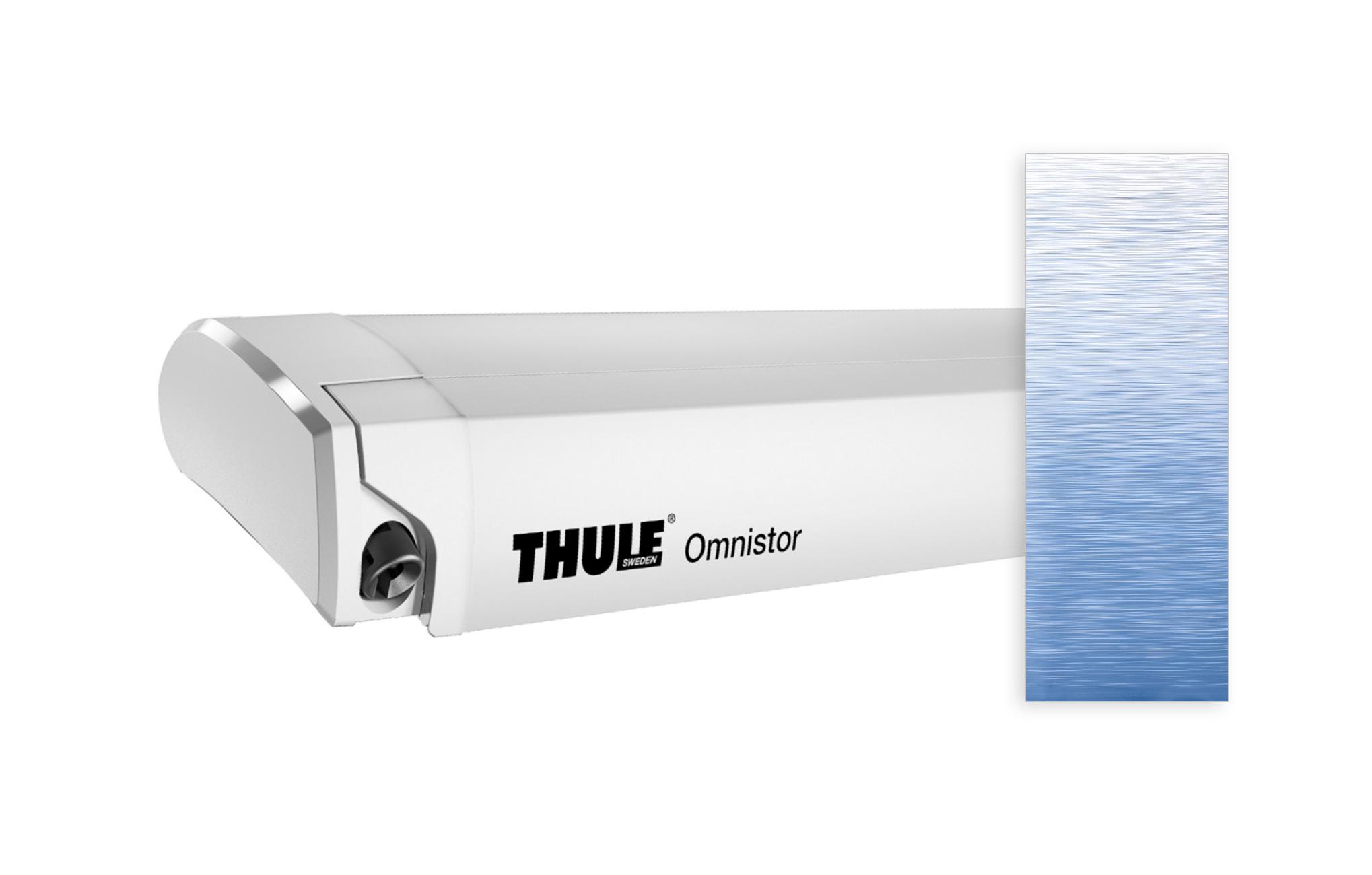 Thule Omnistor 9200 weiß 600x300 cm, Saphir Blau