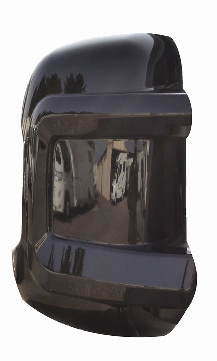 HTD Mirror Cover PROTECT IT Ducato schw lang