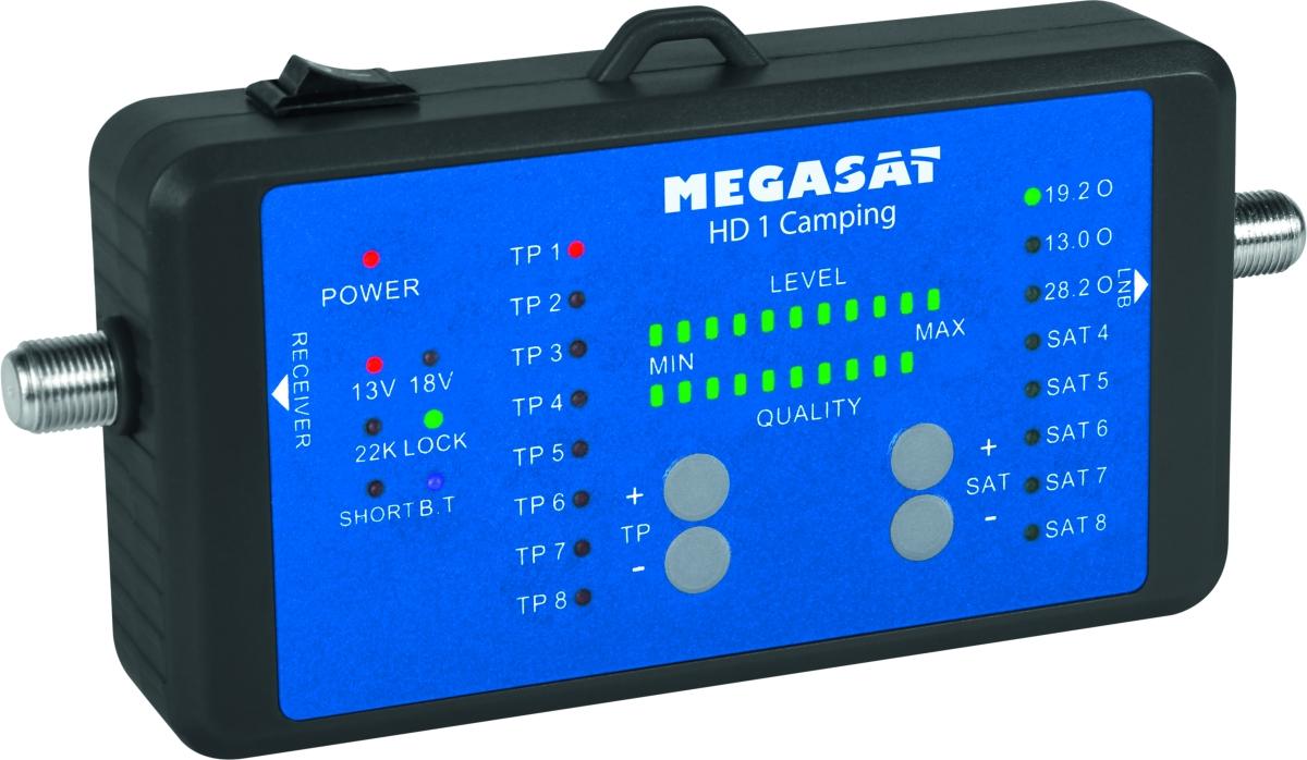 Megasat Satmessgerät HD 1 Camping