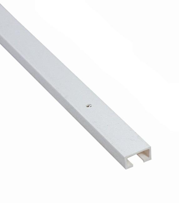 Gardinenschiene U-Profil 220 cm Stange