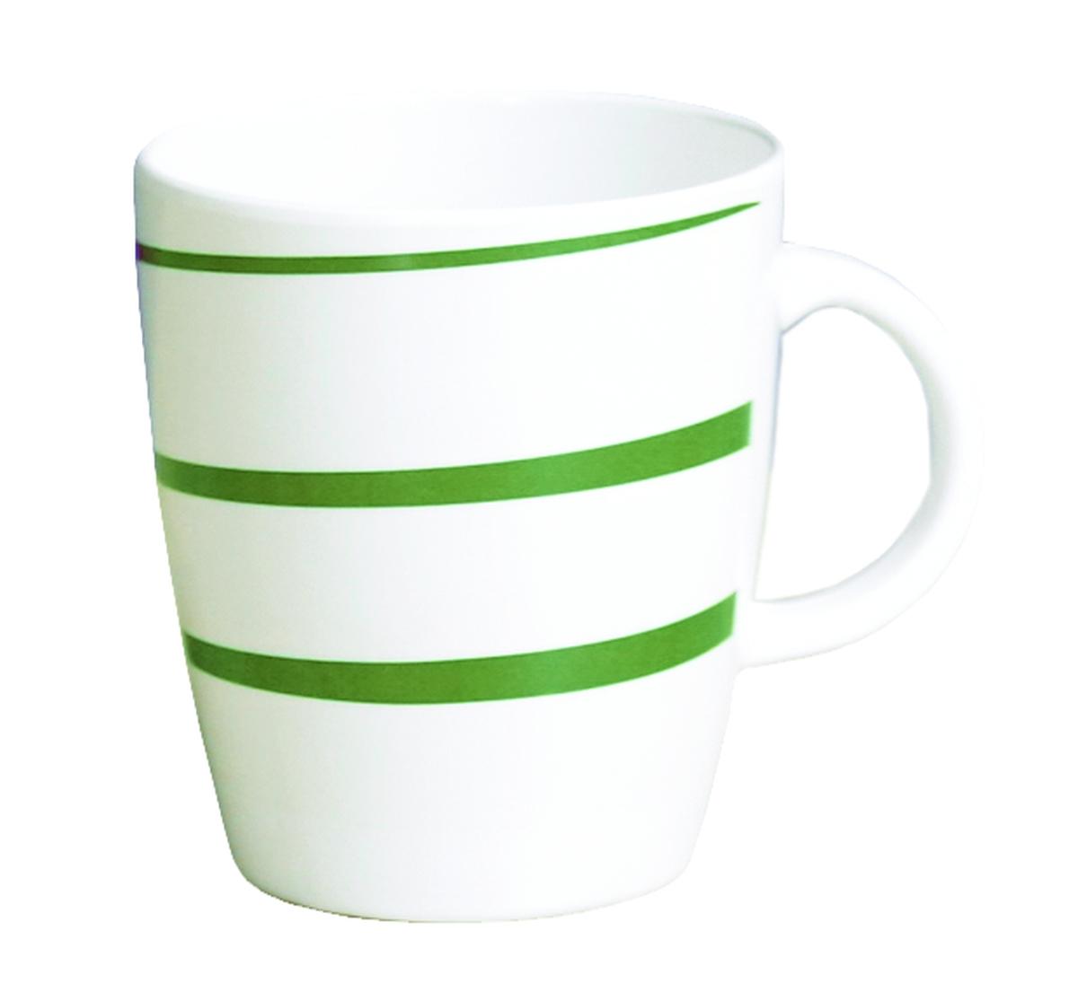 Gimex Henkelbecher TWIST grün