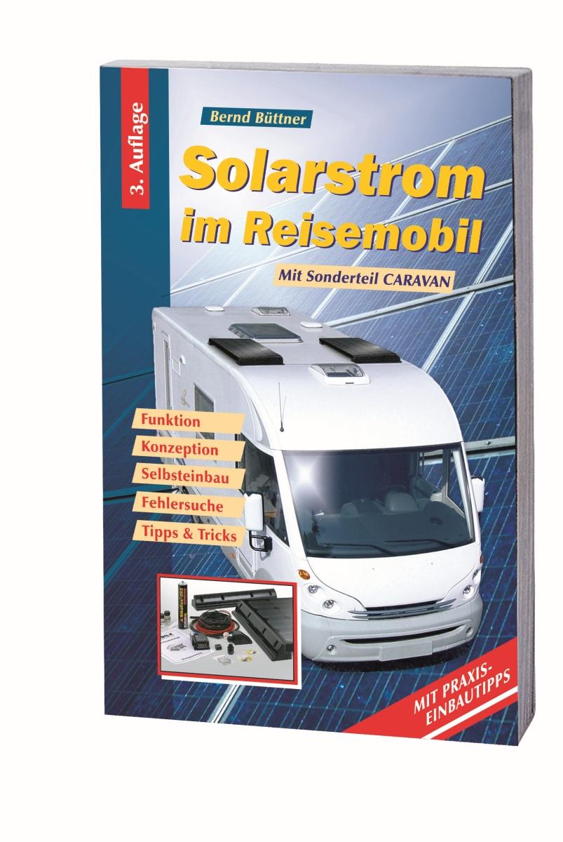 Buch Solarstrom im Reisemobil