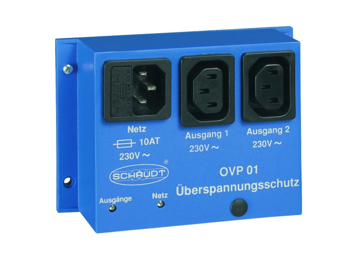 Schaudt Überspannungsschutz OVP 01