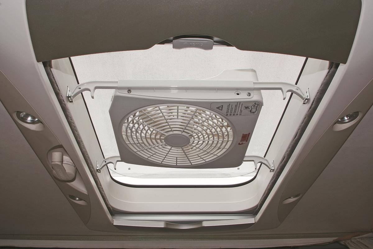 FIAMMA Ventilator Turbo-Kit