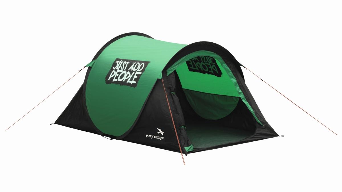 Easy Camp Pop-Up Zelt FUNSTER Jolly Green
