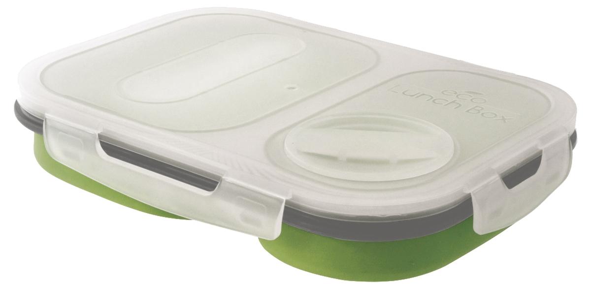 EuroTrail Faltbare Lunchbox M grün