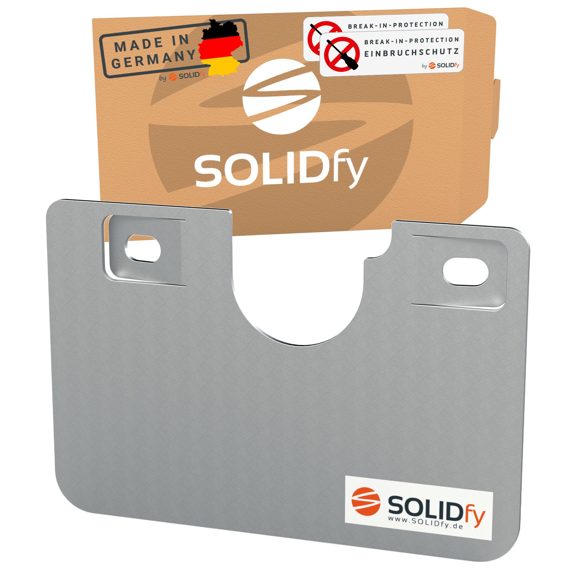 SOLIDfy Einbruchschutz Fahrertür Ducato ab 2006