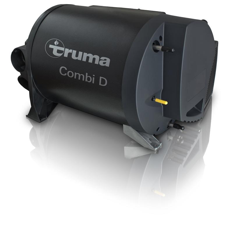 Truma Combi D 6 E CP Plus TB iNet-ready