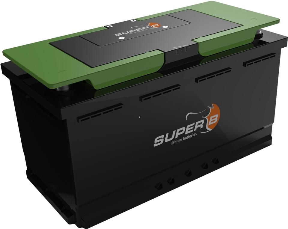Super B EPSILON SB12V1200WH