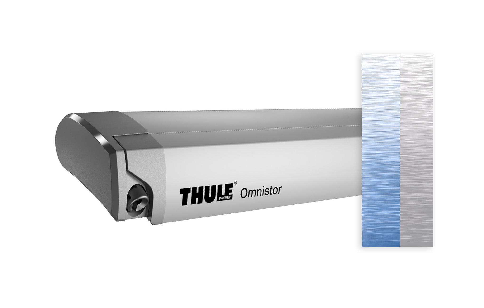 Thule Omnistor 9200 eloxiert
