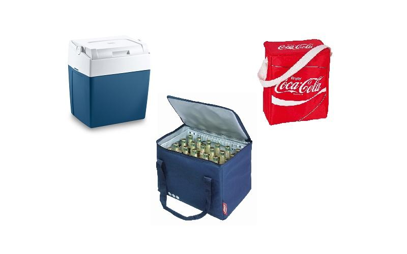 passive Kühltaschen & Kühlboxen