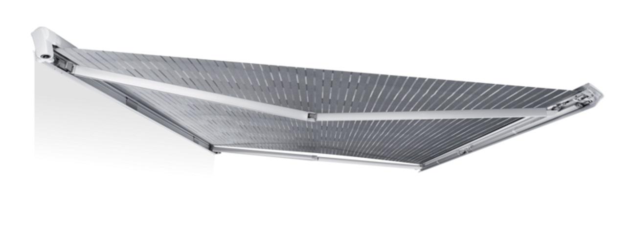 Dometic PERFECTWALL PW 1500 350 cm silber Horizon Grey