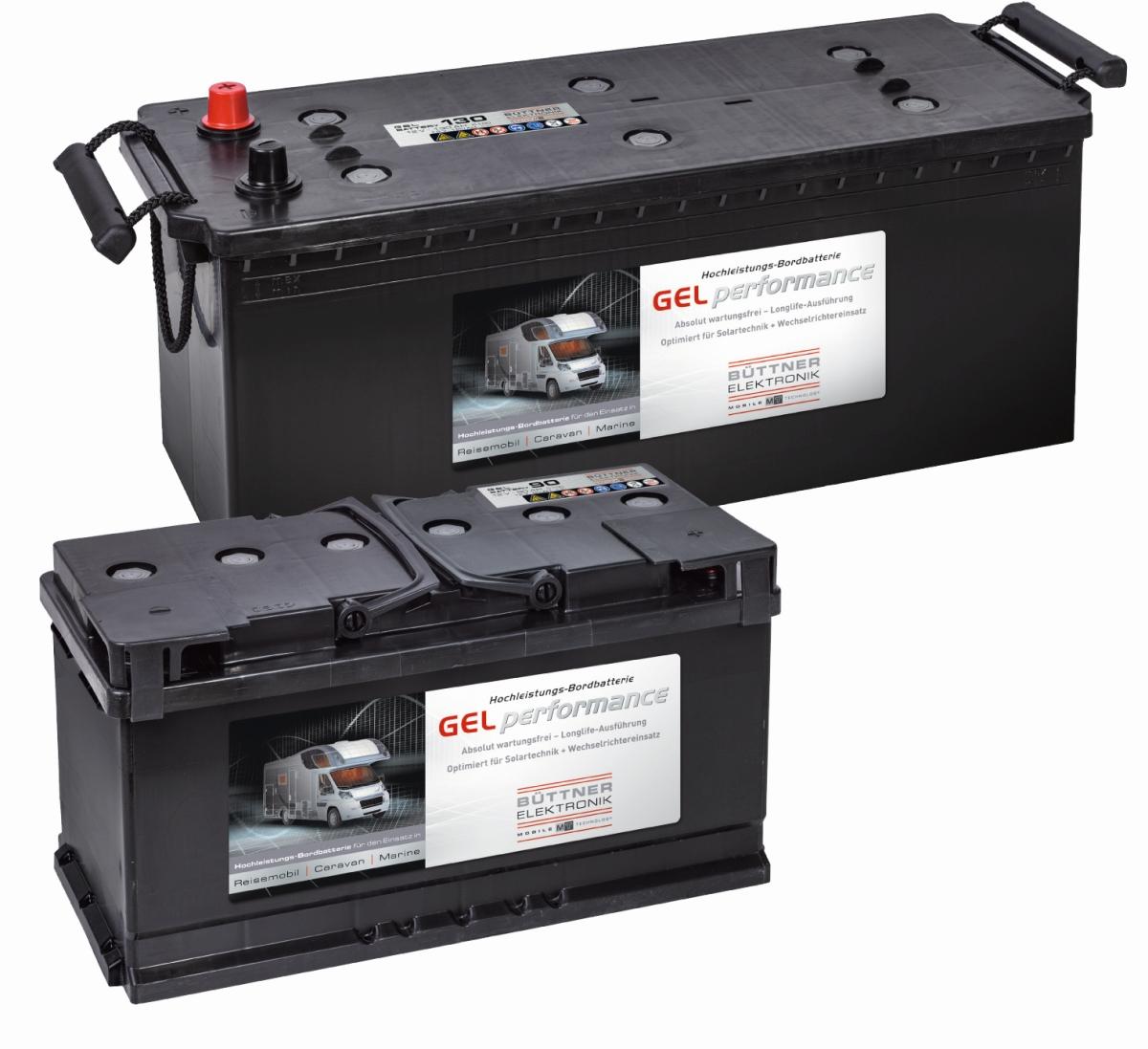Büttner MT-Gel-Batterie