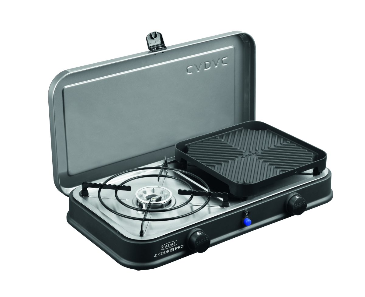 Cadac 2-COOK PRO DELUXE 30 mbar
