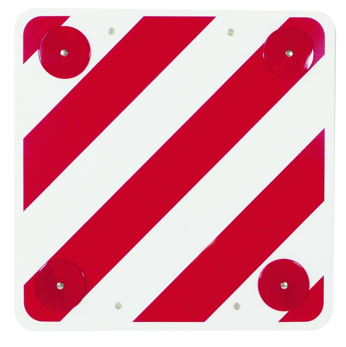 Warnschild PLASTIC SIGNAL
