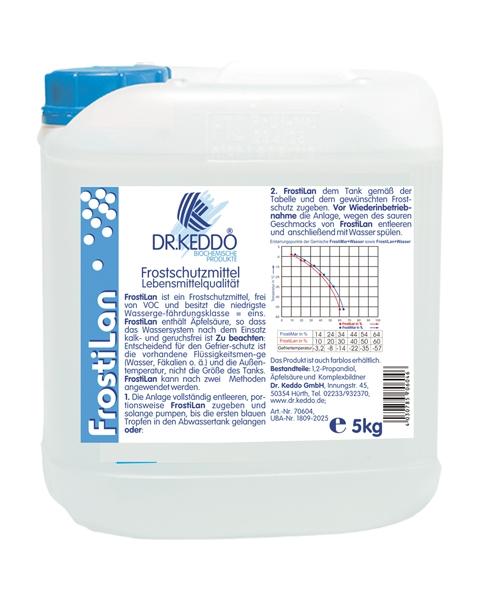 Dr.Keddo Frostschutzmittel FROSTILAN 5 l