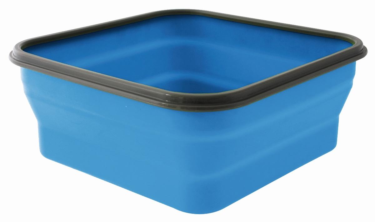 EuroTrail Faltbare Frischhaltebox L blau