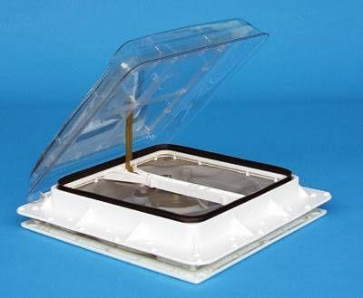 FIAMMA Dachhaube Turbo-Vent crystal