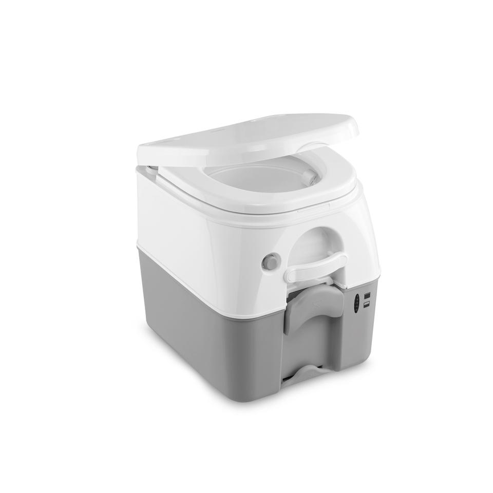 Dometic Toilette 976 weiß/grau