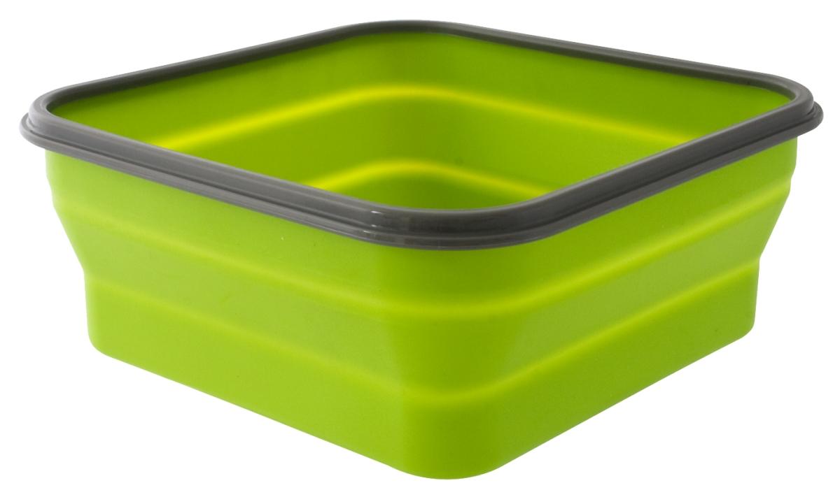 EuroTrail Faltbare  Frischhaltebox L grün