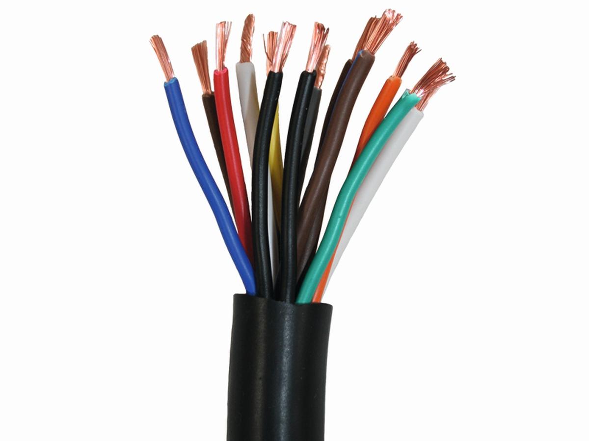 Elektrokabel 12 V 13-adrig Preis pro m