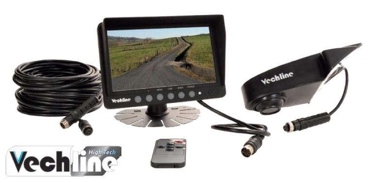 Rückfahr-Videosystem VISIO Evo Van