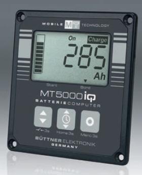 Büttner MT 5000 iQ Batterie-Computer
