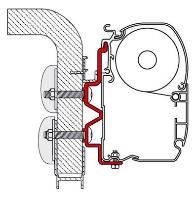 Fiamma HymerCamp Adapter 400 cm